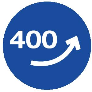 400 cadence machine picto