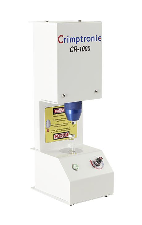 CR-1000 : Sertisseuse electrique