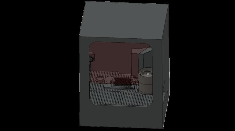 sertisseuse stérile pour flacons en nest CR-7000_dans un isolateur